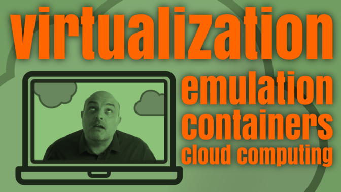 What is Virtualization?