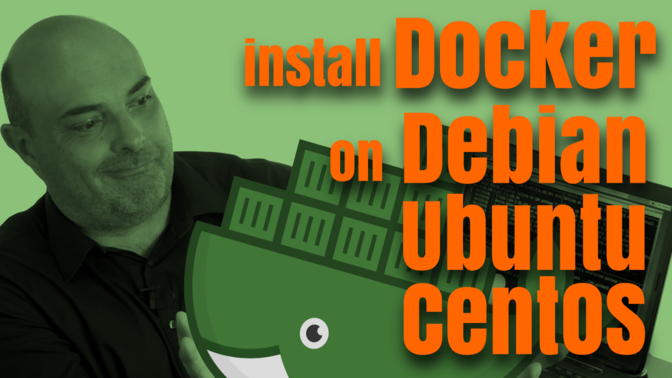 How to Install Docker on Debian/Ubuntu/CentOS?